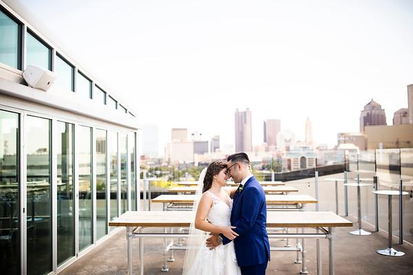 Megan + Ashkan: Wedding