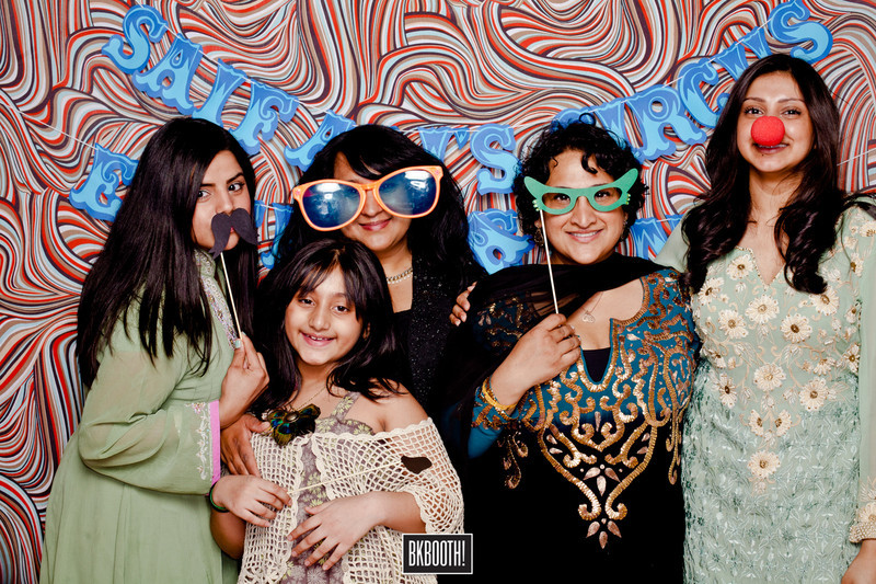 Saif Ali's Birthday Party