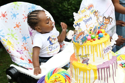 JUNE 15TH, 2019: JOSIAH'S 1ST BIRTHDAY BASH