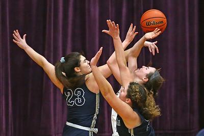 St. Rose vs Manasquan Girls basketball 03-6-2021