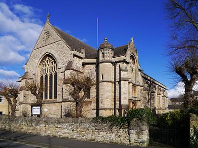 St Matthew, Church of England, Marlborough Road, Grandpont, Oxford, OX1 4LW