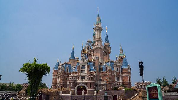 Disneyland, Shanghai Disneyland, Shanghai, China, Fantasyland