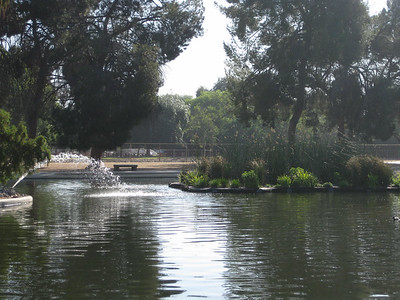 Reseda Park Lake Rehabilitation Project