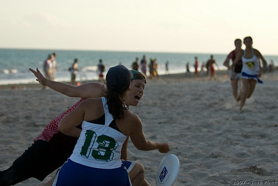Women 4th pl. Currier Island - Brasil (8-2)