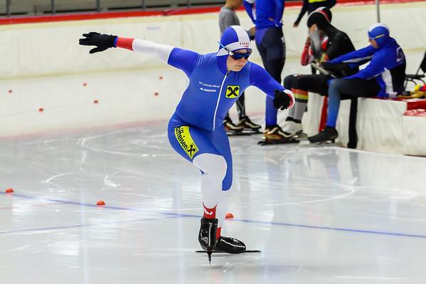 Österreichische Meisterschaften Eisschnelllauf 2019/2020