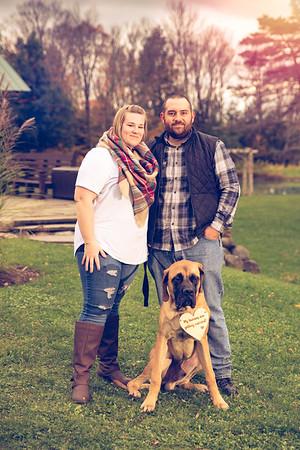 Desiree & Kyle Engagement