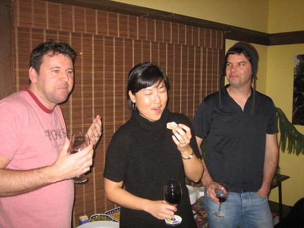 Wine Tasting 2007