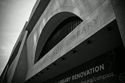 Boston Public Library 2014