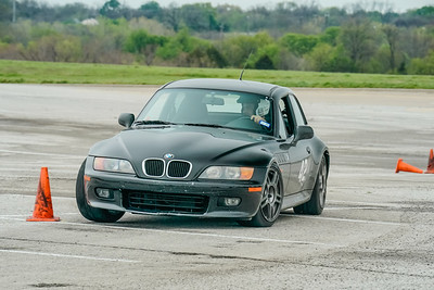 Lone Star Chapter BMW CCA 2020 Autocross #2