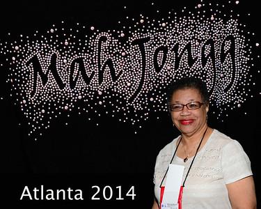 2015 Mah Jongg Atlanta Green Screen