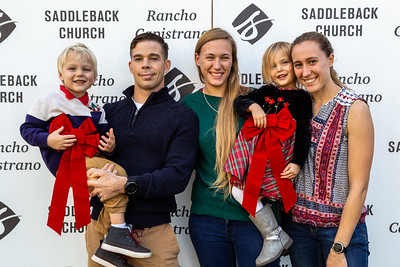 Military Christmas Party - Rancho Capistrano 2018