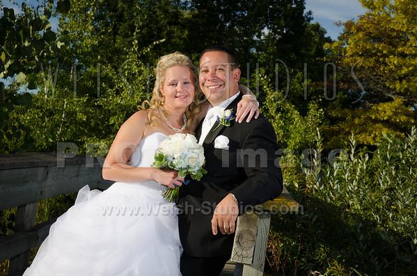 Melissa and Derek