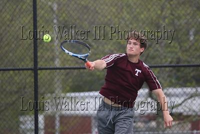 Tennis - High School at Tiverton 2018