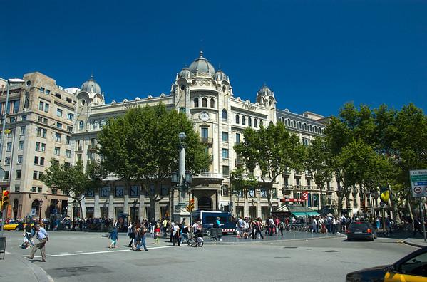 Barcelona: Downtown & La Rambla