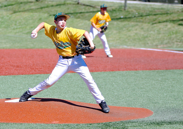 West Linn 10A vs Portland Baseball June 30, 2013