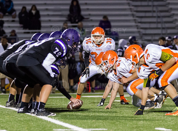 Sophomore - Hersey vs Rolling Meadows - 10-18-13