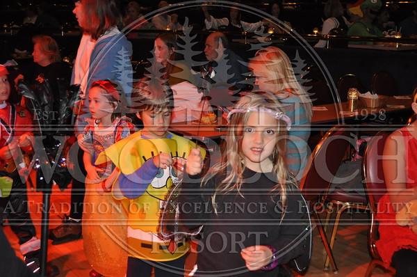 October 29 - Halloween Costume Party
