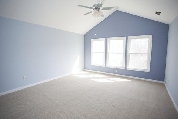 Upstairs Bedrooms & Hallway