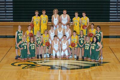 Basketball Group Shot 2008