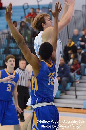 12-19-2014 Clarksburg HS vs Gaithersburg HS Boys Varsity Basketball, Photos by Jeffrey Vogt Photography