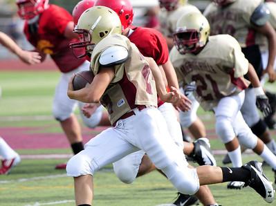 2011 JV Football