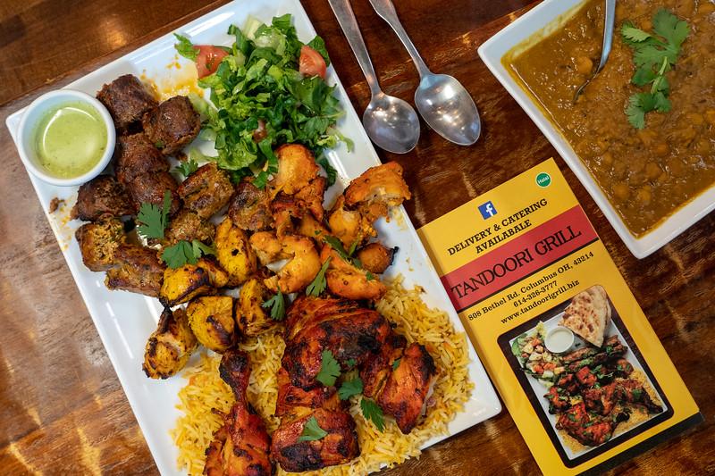 Tandoori Grill in Columbus