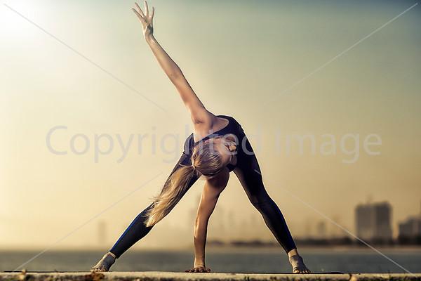 Yoga by Tea Moir