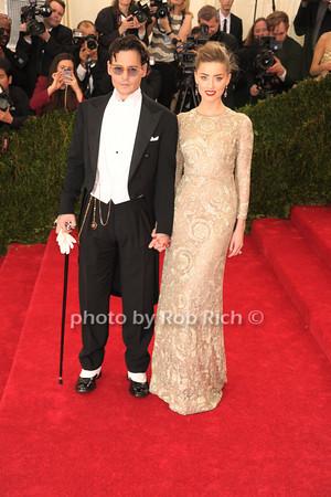 Johnny Depp and Amber Heard photo by Rob Rich © 2014 robwayne1@aol.com 516-676-3939