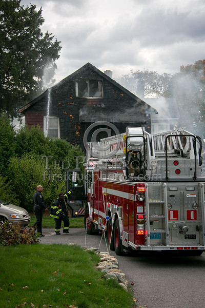 Watertown MA - 2 Alarms on Amherst Rd