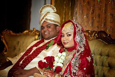 Ahmed & Rawshanara Wedding