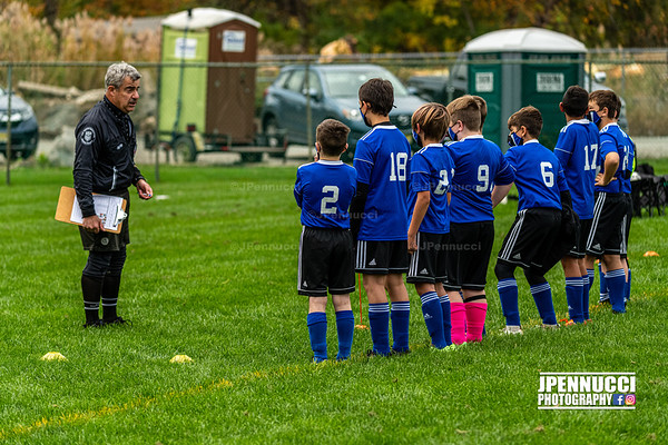 Soccer - Warren United Bobcats at PV United Cyclones
