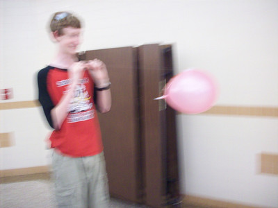 Balloon Rockets!