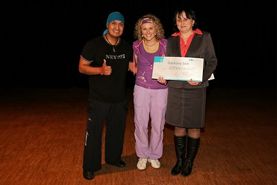 Zumba Rennie - Benefice 2014
