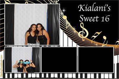 Kialani's Sweet 16