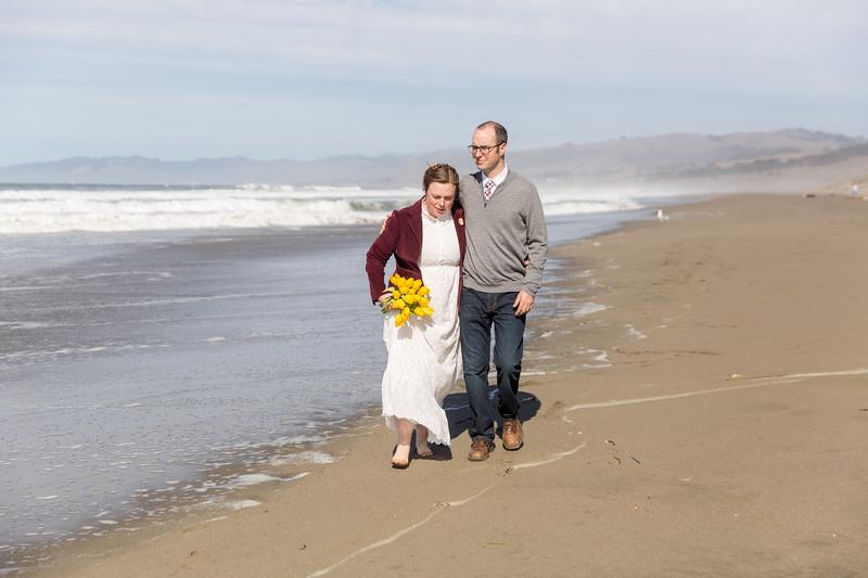 Liz & Nick Bodega Bay Wedding