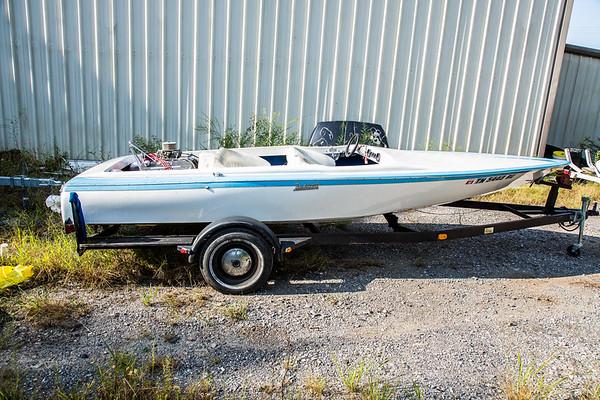 Belmont Jet Boat :: Von Smith