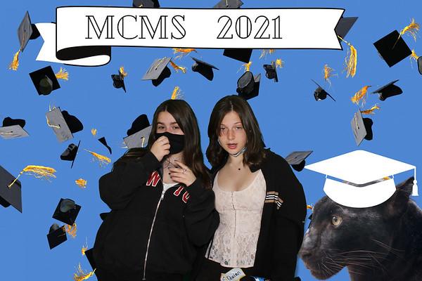 Medea Middle School Graduation 2021