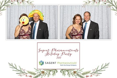 Sargent Pharmaceuticals Holiday Party 2019
