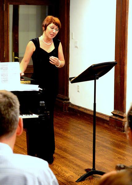 Jul 9, 2013 The Art Alliance - Laima Jonutyte (Lithuanian Mezzo Soprano)