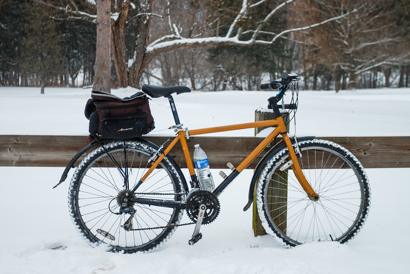 Ellison Park Bike