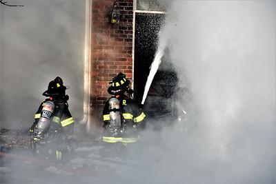 Lisbon House Fire