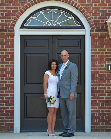 Kristina and Jeff Sheldon