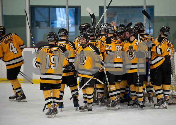 3/15/2009 - Junior Bruins Empire Final Four - Jr. Bruins vs Monarchs