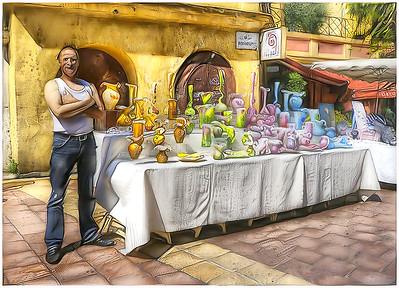 Provence Fantasy - Menton