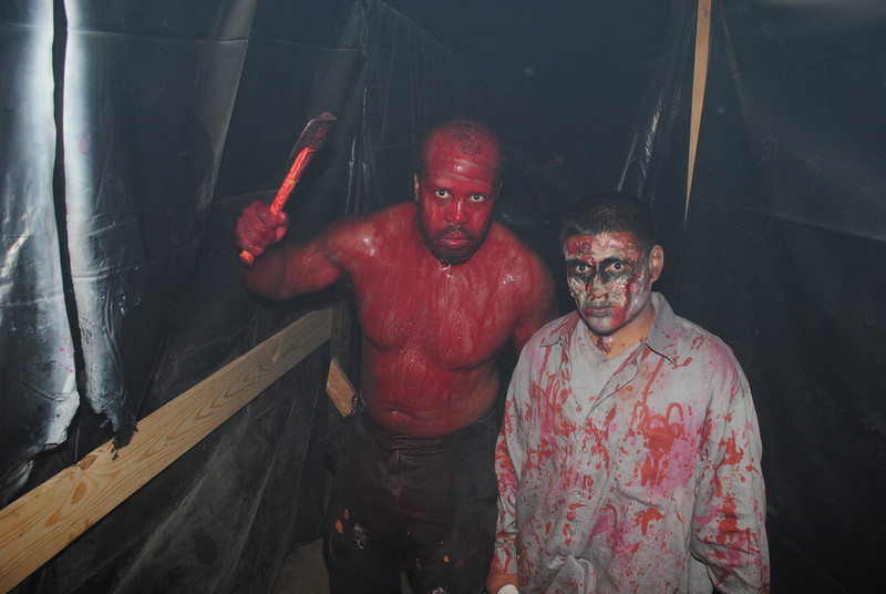 Old Haunted Warehouse 2012