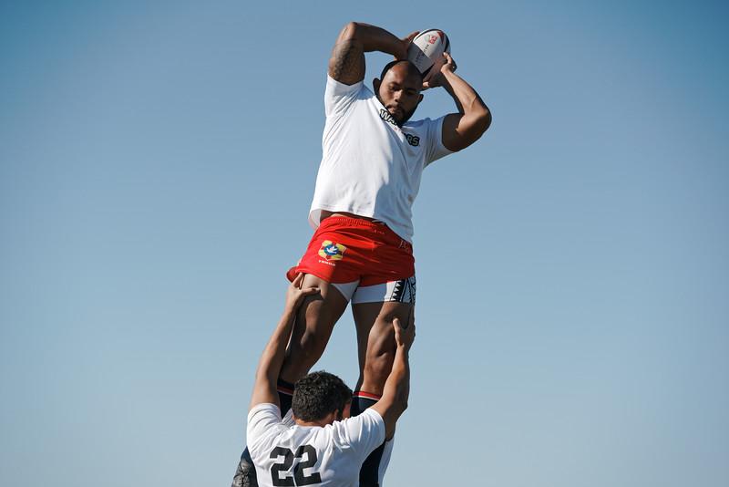 2017 / Utah Warriors Inaugural Rugby Combine