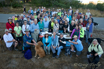 The Great Sea Ranch Circumambulation 2014