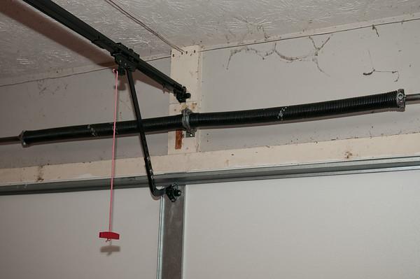 2010.08.02 Garage Door Springs