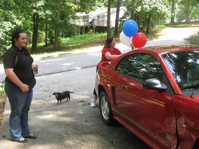 Mustang and Mommy & Me 2012