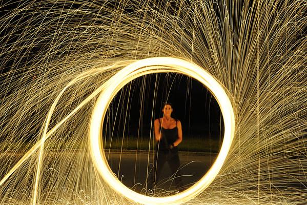 Fire/Spark Photos, Mel Smith